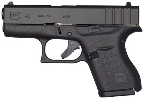 NEW Glock 43 9mm