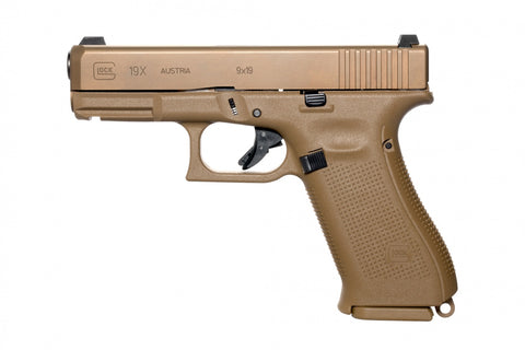 NEW Glock 19X 9mm