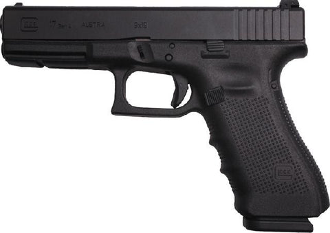 NEW Glock 17 9mm gen 4