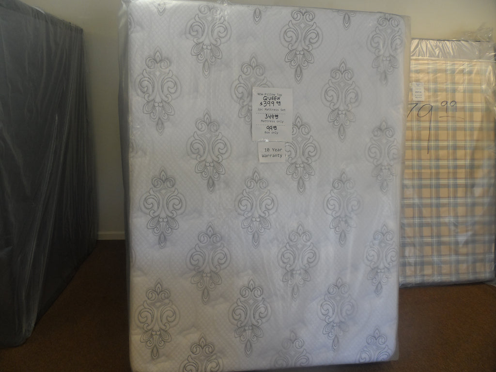 Posture Phase 4 PILLOWTOP MATTRESS SET (New Manufactured )
