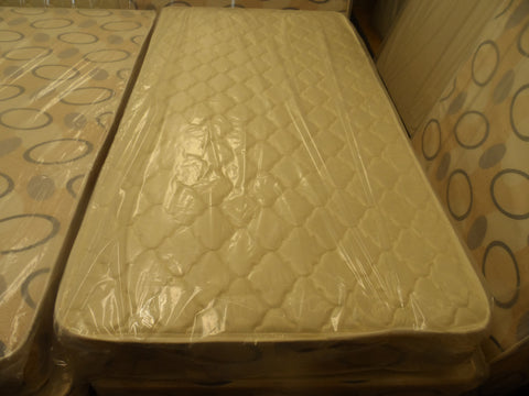 """Crazy Quilt"" Mattress Set (New Manufactured)"