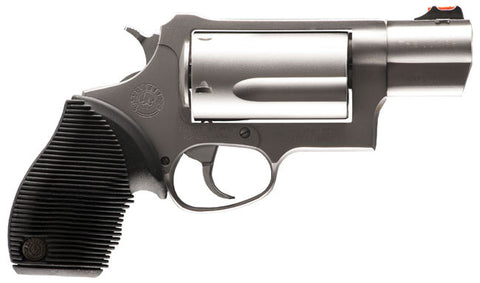 NEW Taurus Judge 45lc/410 shot Public Defender Stainless Steel