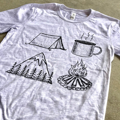 Camp Elements Tee
