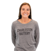 2020 Women's Long Sleeve Grey Raglan T-Shirt
