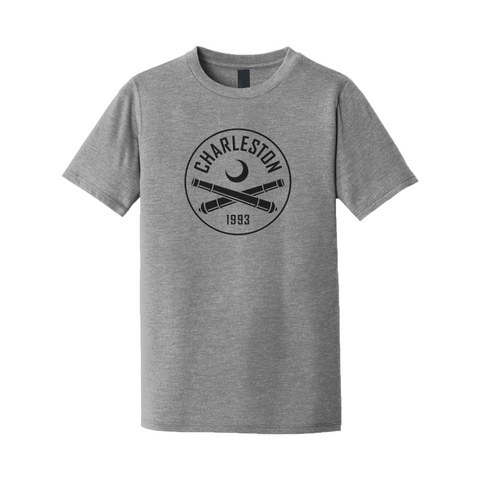 2020 Men's Grey Heathered T-Shirt