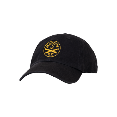 2021 Richardson Ball Cap in Black with Patch Logo