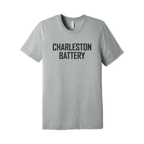 2020 Men's Grey Lightweight T-Shirt