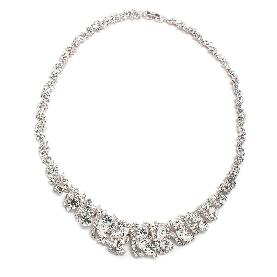 Paris Necklace - White