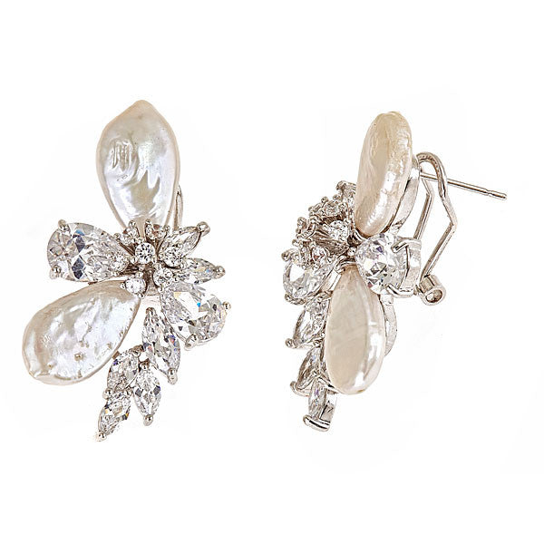Madeline Cluster Earrings