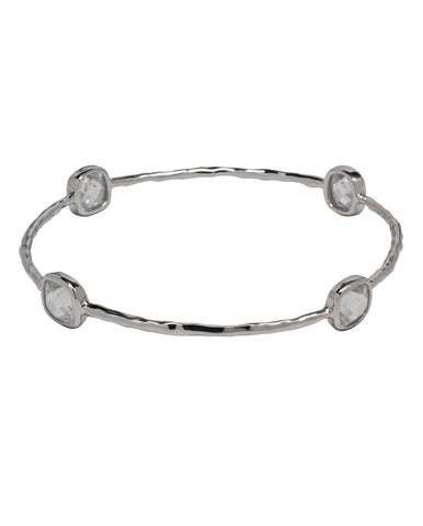 Dana Four Stone Bangle
