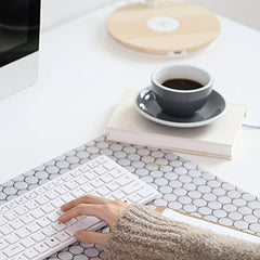 NessHome Neoprene Non-Slip Multi Purpose Desk Pad