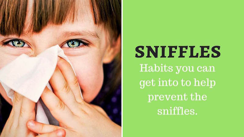 Keep The Sniffles At Bay