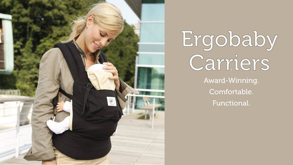 We Love Ergobaby, and Here's Why You Should Too