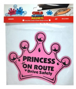 4 child on route - princes