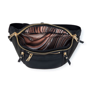JuJuBe Eco Sling - Black - Eco Collection <p>**Pre-order - Product ships at the end of May '21**