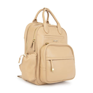 JuJuBe - Million Pockets Backpack - Caramel Latte