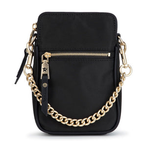 JuJuBe Compact Crossbody - Black - Eco Collection <p>**Pre-order - Product ships at the end of May '21**