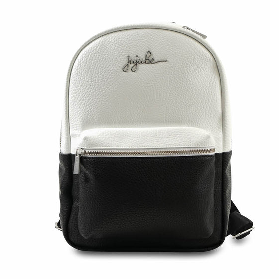 Ju-Ju-Be - Mini Backpack - Ever Collection - Black and White