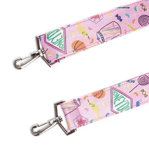 JuJuBe Messenger Straps - Honeydukes - Harry Potter Collaboration - www.alongcamebaby.ca