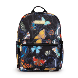 JuJuBe Midi Backpack - Social Butterfly - www.alongcamebaby.ca