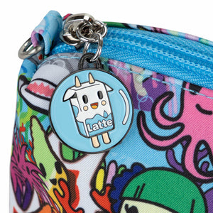 JuJuBe Zipper Pull Blind Boxes - Sea Amo 2.0 - Tokidoki Collaboration