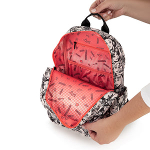 JuJuBe Midi Plus Backpack - Once Upon a Time - Disney Collaboration