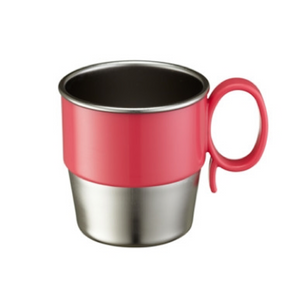 Innobaby - Din Din Smart Stainless Cup - Pink