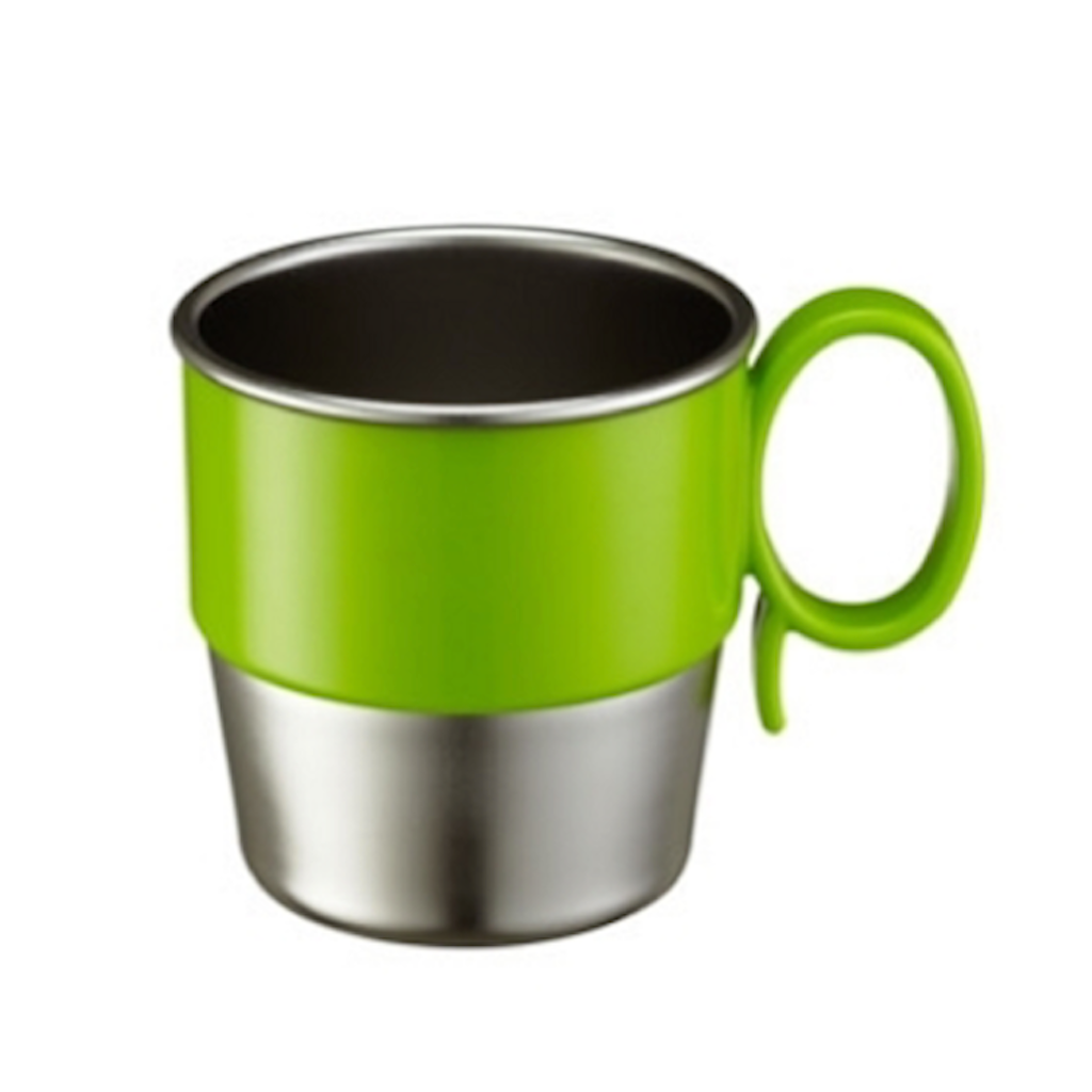 Innobaby - Din Din Smart Stainless Cup - Green