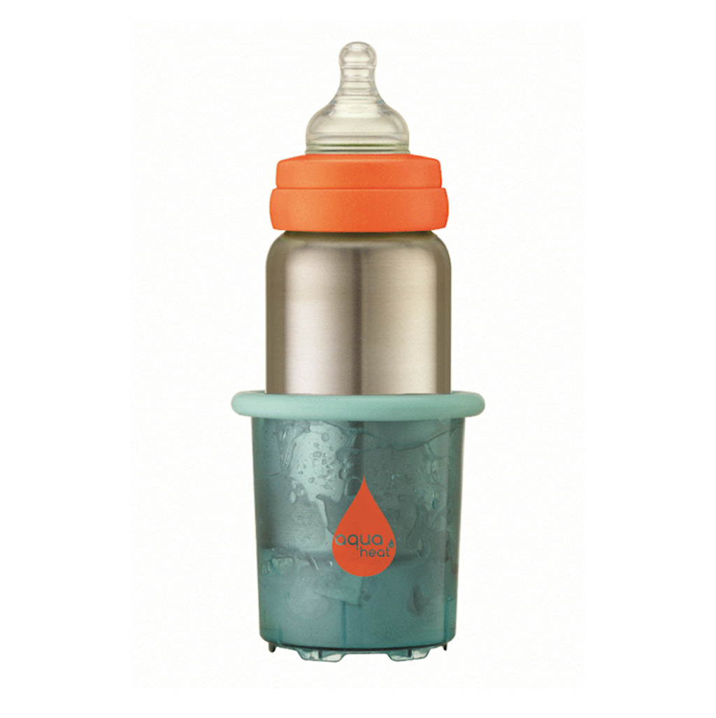 Innobaby - Aquaheat Stainless Bottle and Warming Pod