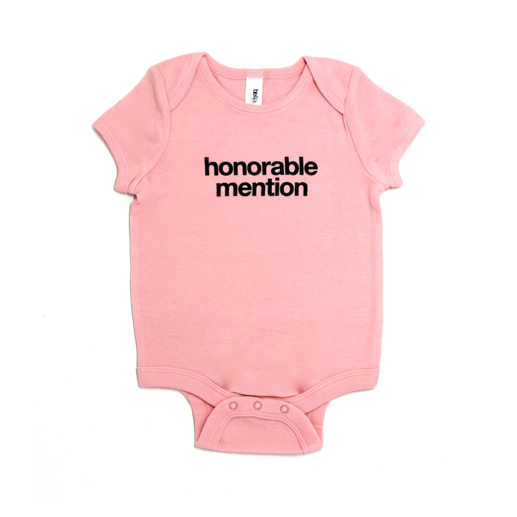 Snugfits - Twins-Triplets Onesie - 3 Colours - Honorable Mention - Along Came Baby, Ltd - 2