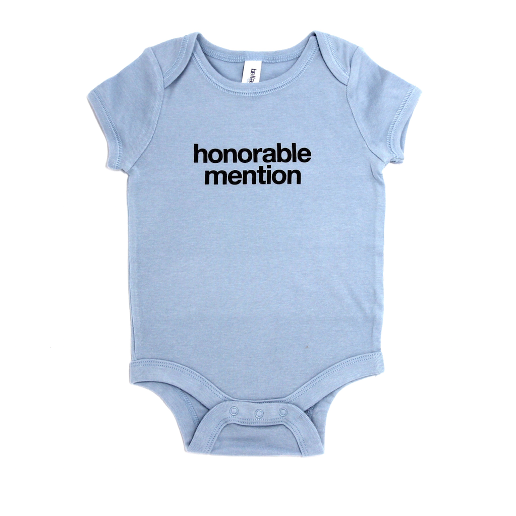 Snugfits - Twins-Triplets Onesie - 3 Colours - Honorable Mention - Along Came Baby, Ltd - 1