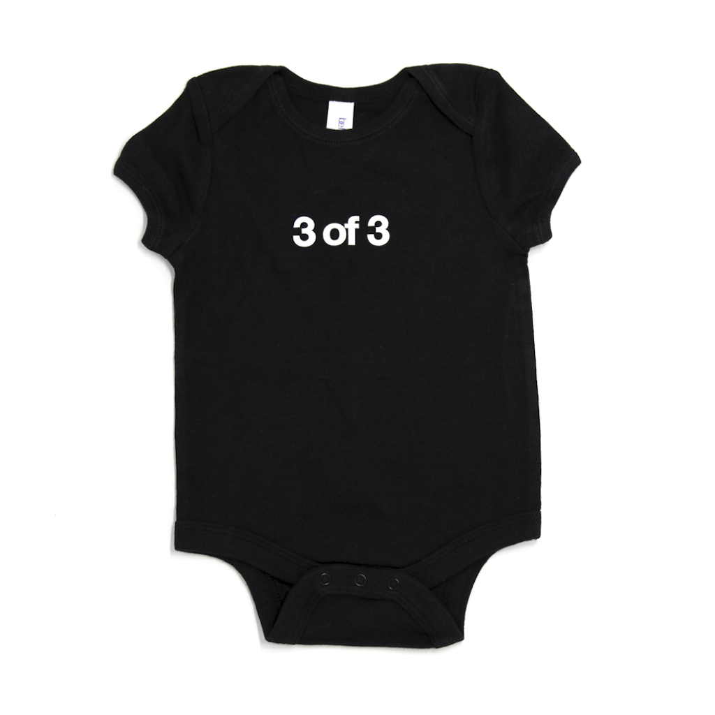 Snugfits - Triplets Onesie - 3 Colours - 3 of 3 - Along Came Baby, Ltd - 3