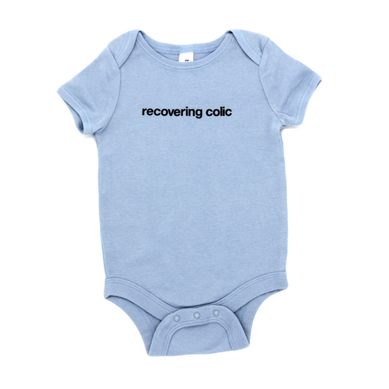Snugfits - Onesie - 3 Colours  - Recovering Colic - Along Came Baby, Ltd - 1