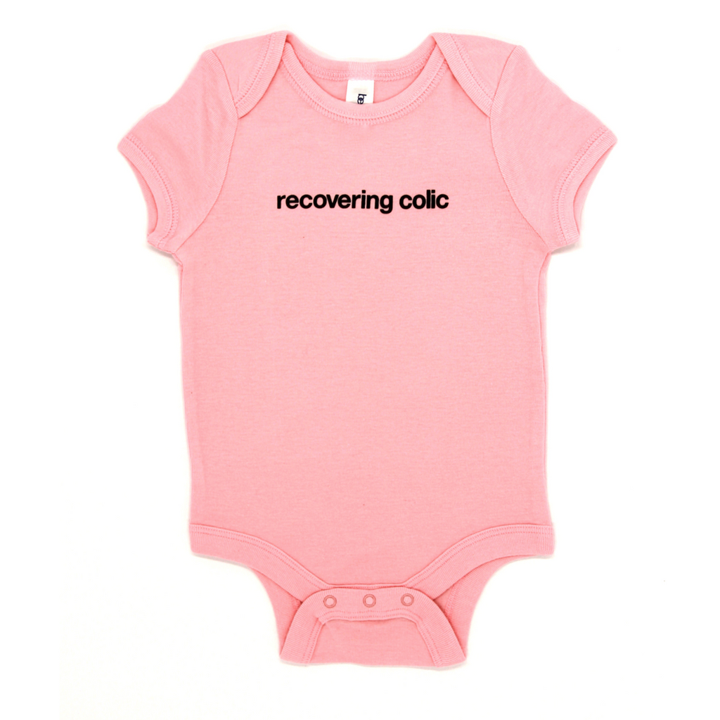 Snugfits - Onesie - 3 Colours  - Recovering Colic - Along Came Baby, Ltd - 2