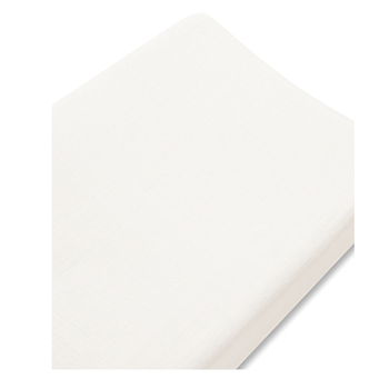 aden + anais - BAMBOO - Changing Pad Cover - Earthly White - Along Came Baby, Ltd