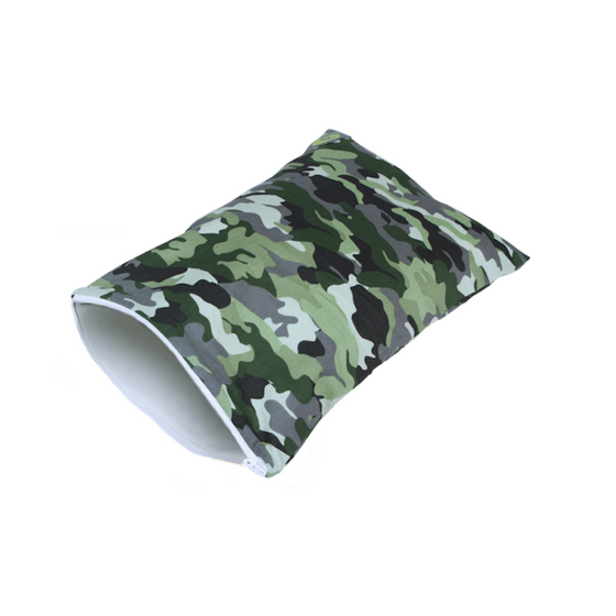 Itzy Ritzy - Travel Happens - Camo - Along Came Baby, Ltd