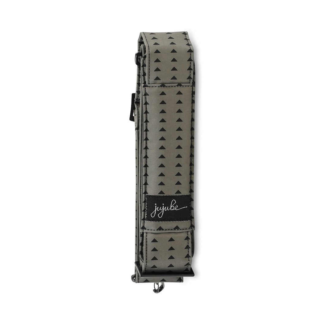 JuJuBe Messenger Straps - Black Olive - Onyx  Collection - www.alongcamebaby.ca