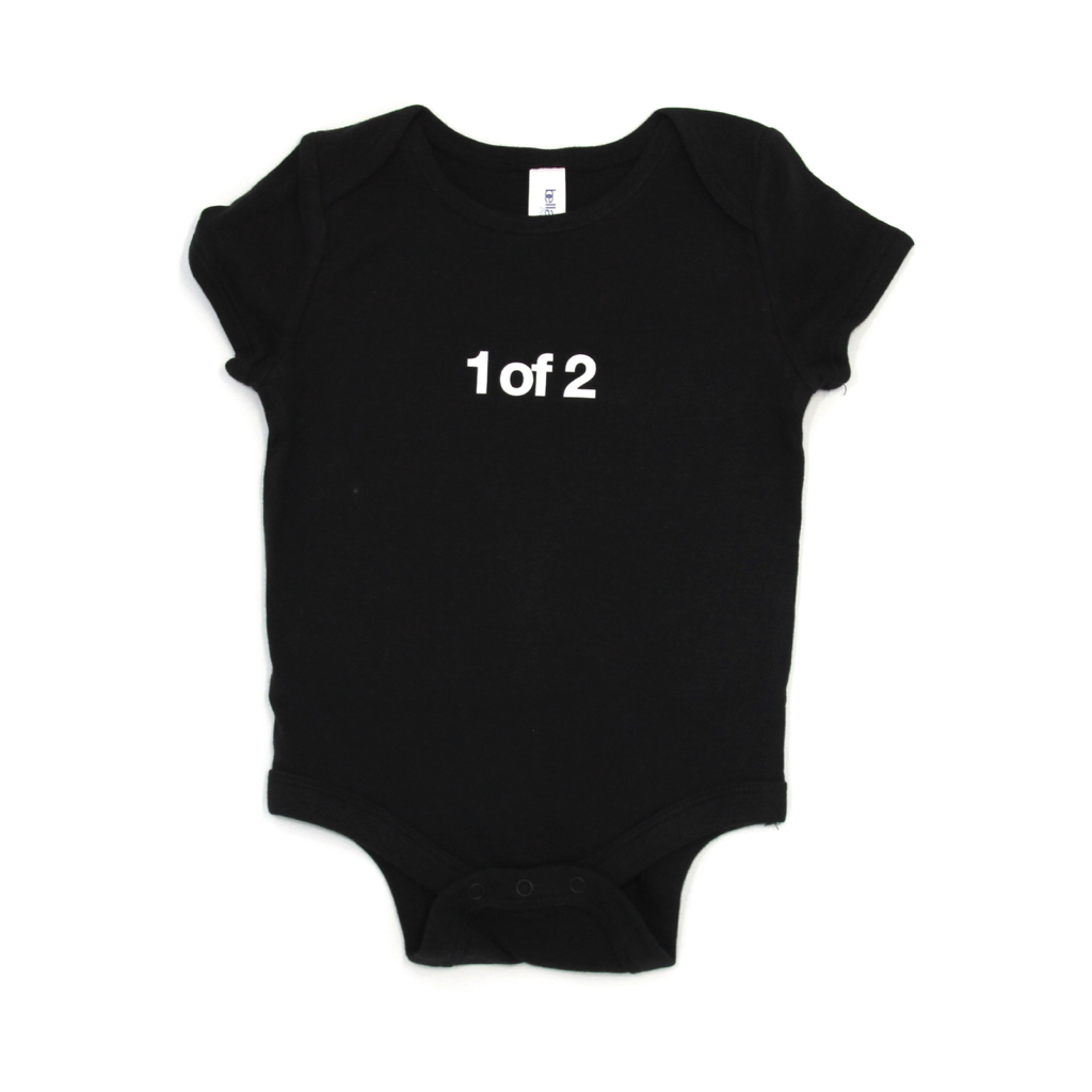 Snugfits - Twins Onesie - 3 Colours - 1 of 2 - Along Came Baby, Ltd - 2