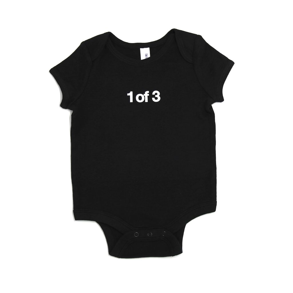 Snugfits - Triplets Onesie - 3 Colours - 1 of 3 - Along Came Baby, Ltd - 1