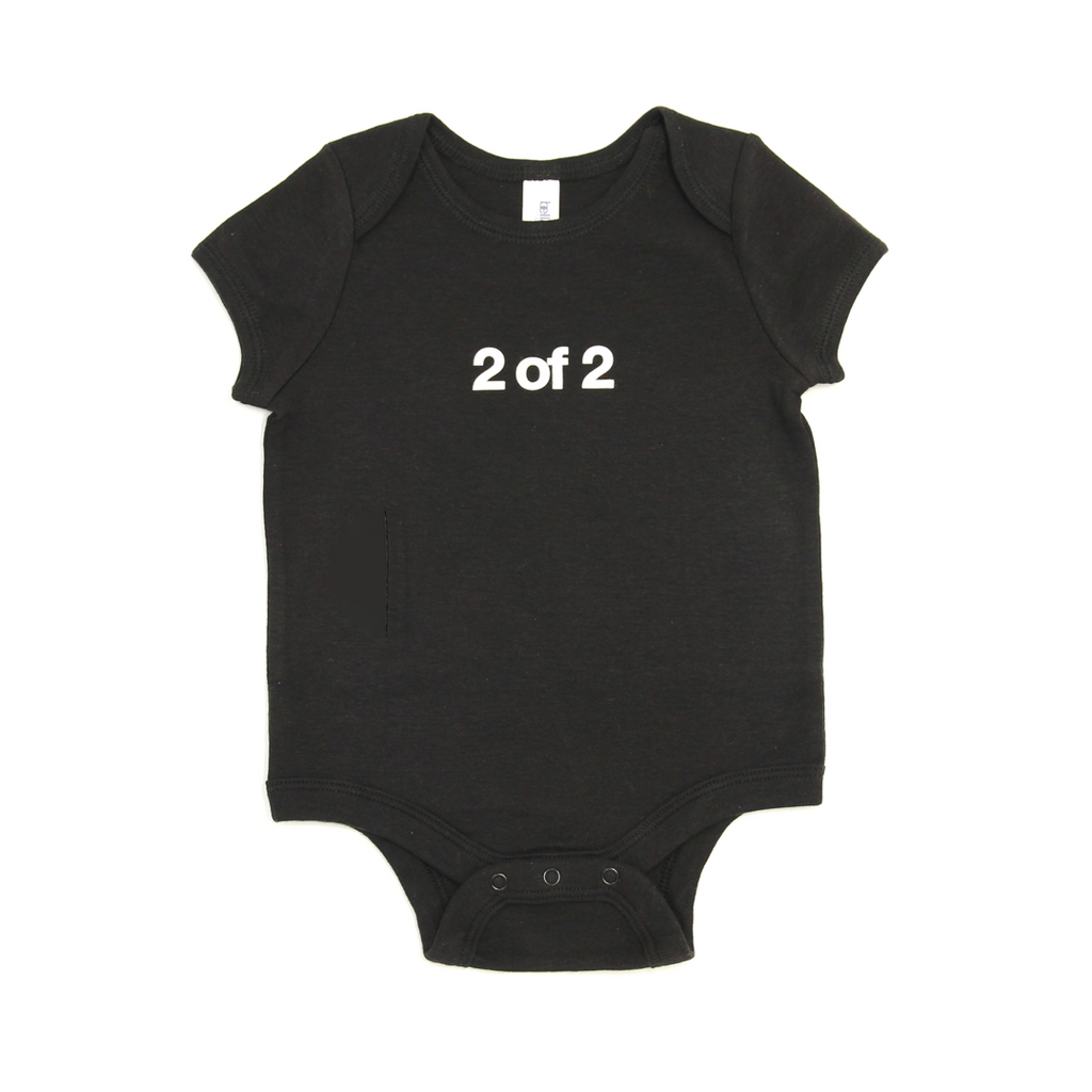 Snugfits - Twins Onesie - 3 Colours - 2 of 2 - Along Came Baby, Ltd - 3