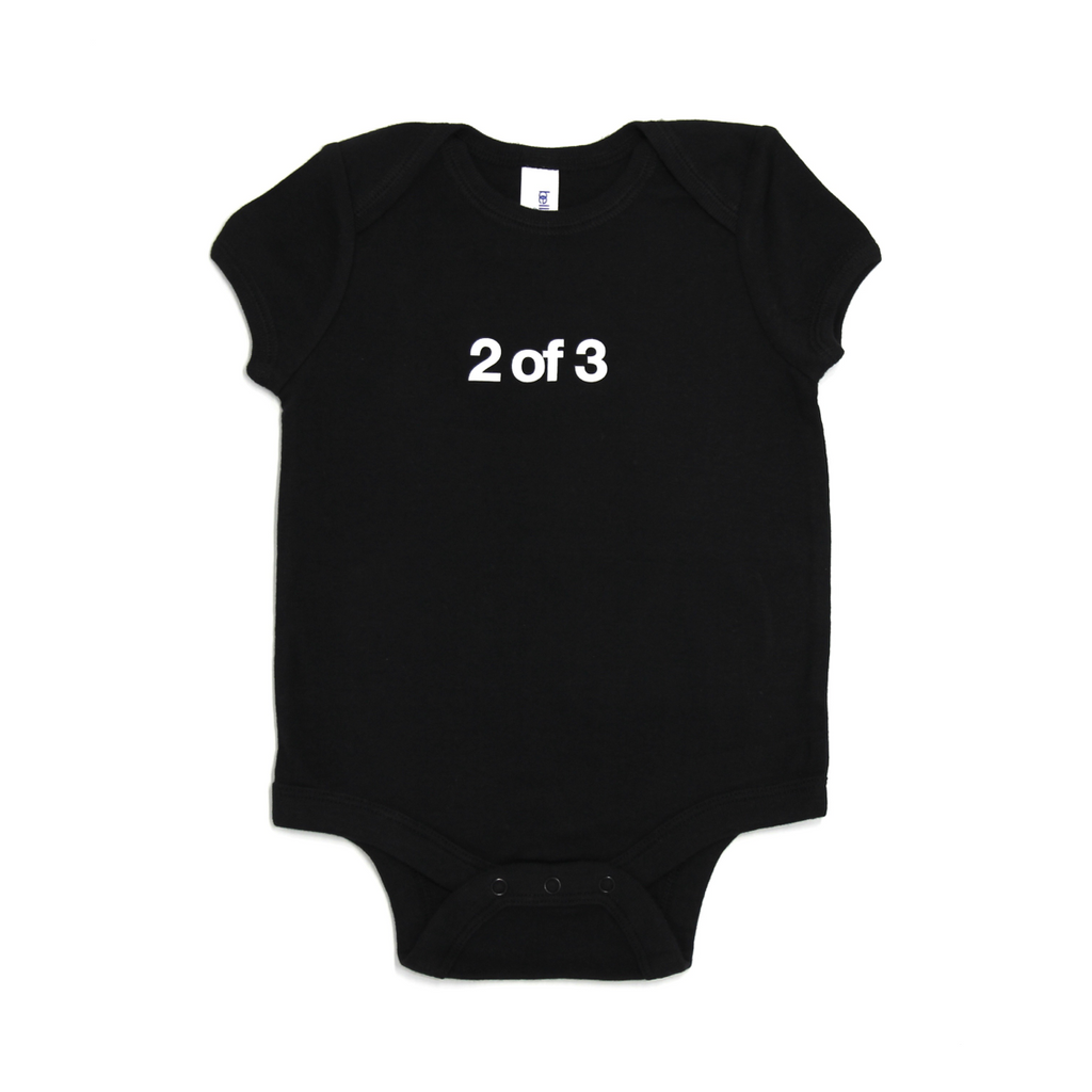 Snugfits - Triplets Onesie - 3 Colours - 2 of 3 - Along Came Baby, Ltd - 3
