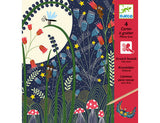 Full Moon Scratch Boards