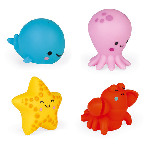 Sea Animal Squirter Set