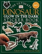 Ultimate Sticker Book - Dinosaur Glow in the Dark