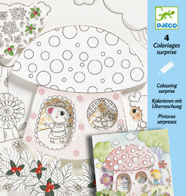 Thumbelina Colouring Surprise