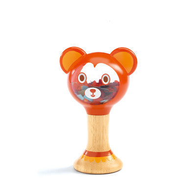 Pititours Tiger Rattle