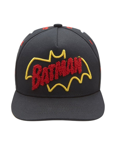 Batman Retro Logo Cap