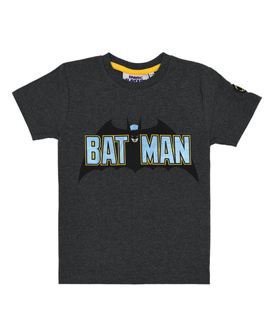Batman Foil Logo T-Shirt