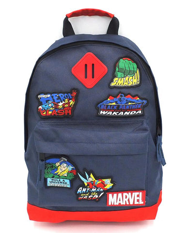 Marvel Badge Backpack