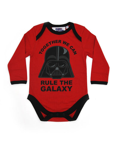 Star Wars Rule The Galaxy Babygrow